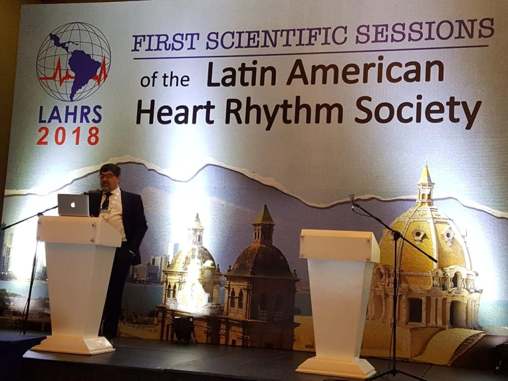 LAHRS 2018 Conference – Cartagena