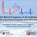 XVI Congreso Mundial de Arritmias