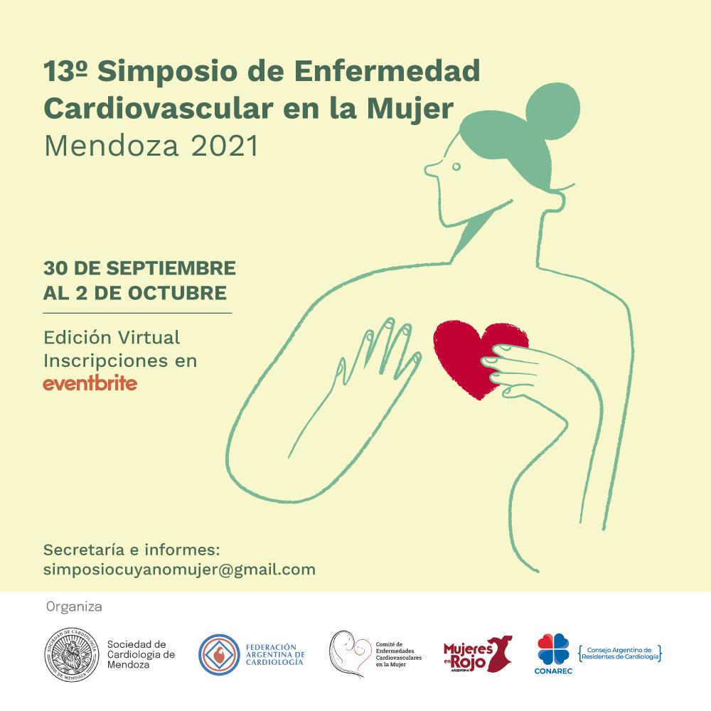 13º Simposio de Enfermedad Cardiovascular en la Mujer